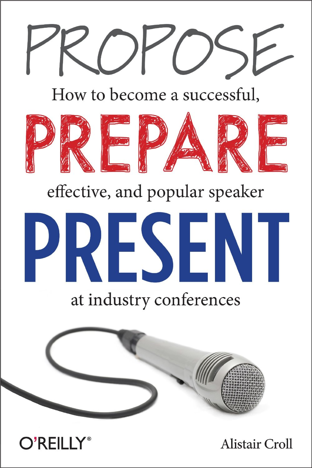 Propose, Prepare, Present Review