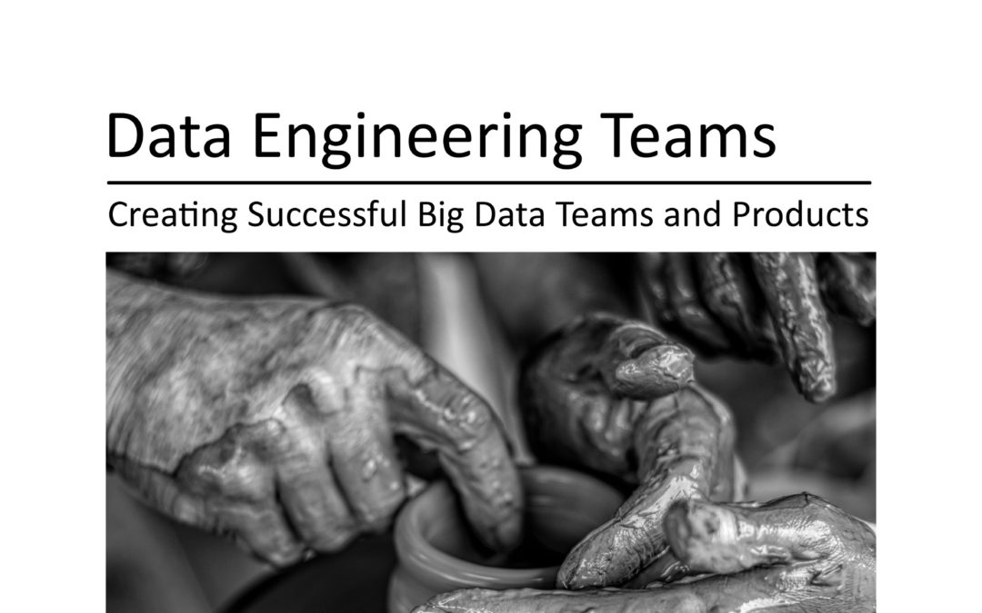 Announcement: Data Engineering Teams Book