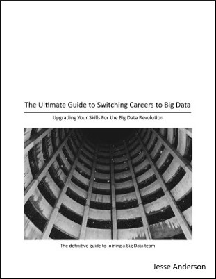 Get Your Free Copy Of The Ultimate Guide To Switching Careers To Big Data