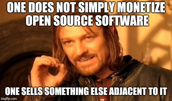 Amazon and Open Source Business Models and You